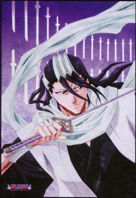 Studio Pierrot, Bleach, Byakuya Kuchiki