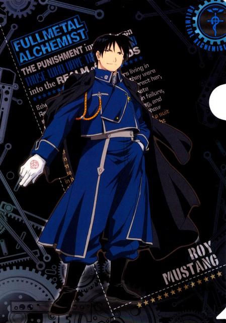 Hiromu Arakawa, BONES, Fullmetal Alchemist, Roy Mustang, Pencil Board