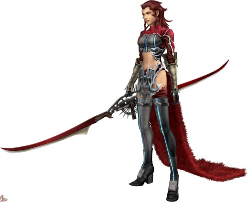 Square Enix, Final Fantasy VII: Dirge of Cerberus, Rosso