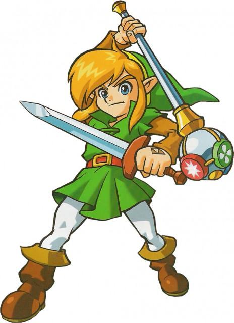 Nintendo, The Legend of Zelda, Link