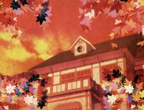 Shaft (Studio), Sayonara Zetsubou Sensei, Album Cover