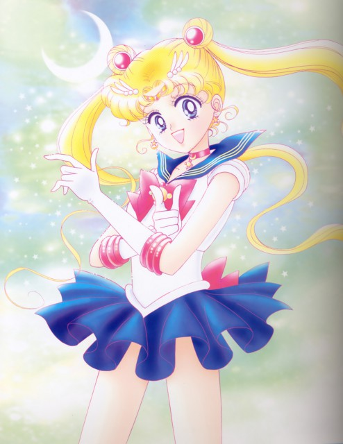 Naoko Takeuchi, Bishoujo Senshi Sailor Moon, Sailor Moon