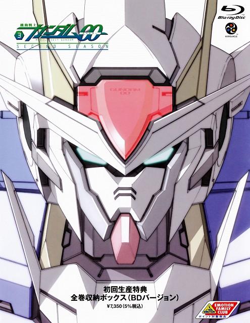 Sunrise (Studio), Mobile Suit Gundam 00, DVD Cover