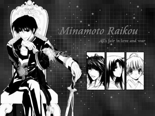 Sakura Kinoshita, Tactics, Raikou Minamoto, Kantarou Ichinomiya, Haruka Wallpaper