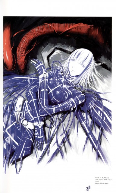 Tsutomu Nihei, Blame!, Blame! and So On, Cibo
