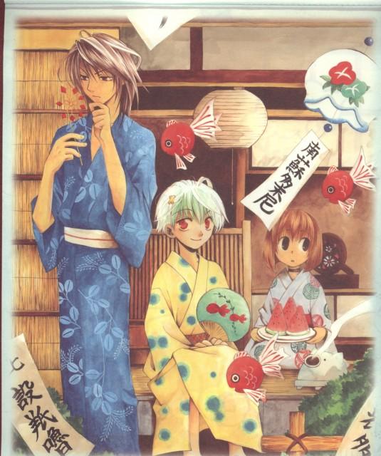 Sakura Kinoshita, Tactics, Youko (Tactics), Kantarou Ichinomiya, Haruka (Tactics)