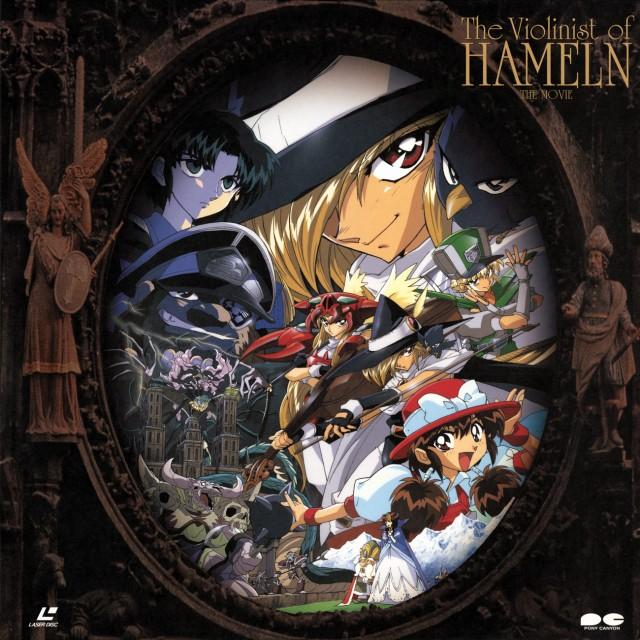 Studio DEEN, Violinist of Hameln, Sizer, Flute (Violinist of Hameln), Hamel