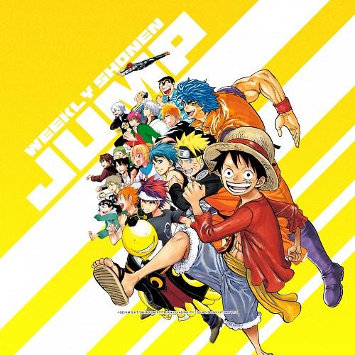 Nisekoi, Gintama, Assassination Classroom, One Piece, Kuroko no Basket