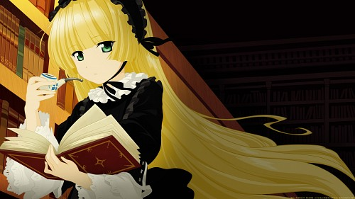 Hinata Takeda, BONES, Gosick, Victorique De Blois, Vector Art Wallpaper