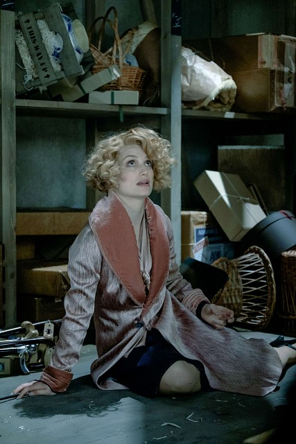 Warner Bros., Fantastic Beasts, Queenie Goldstein