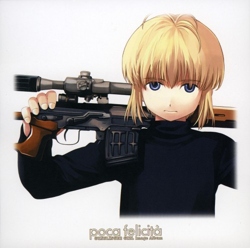 Madhouse, Gunslinger Girl, Rico (Gunslinger Girl)