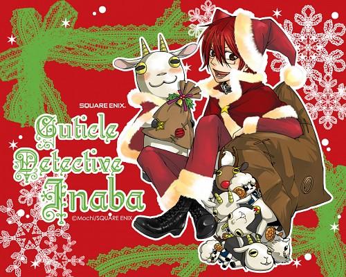 Mochi (Mangaka), Cuticle Tantei Inaba, Valentino, Hiroshi Inaba, Official Wallpaper