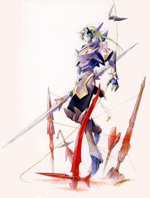 Tatsunoko Production, Tekkaman Blade
