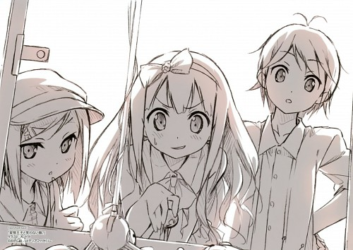 Kantoku, Hentai Ouji to Warawanai Neko, Youto Yokodera, Azusa Azuki, Tsukiko Tsutsukakushi