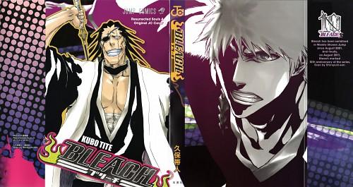 Kubo Tite, Bleach, Kenpachi Zaraki, Ichigo Kurosaki, Manga Cover