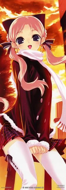 Hisashi Kawata, AQUAPLUS, To Heart 2, Maryan, Stick Poster