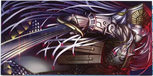 Rei Hiroe, TROYCA, Re:Creators, Altair (Re:Creators), Album Cover