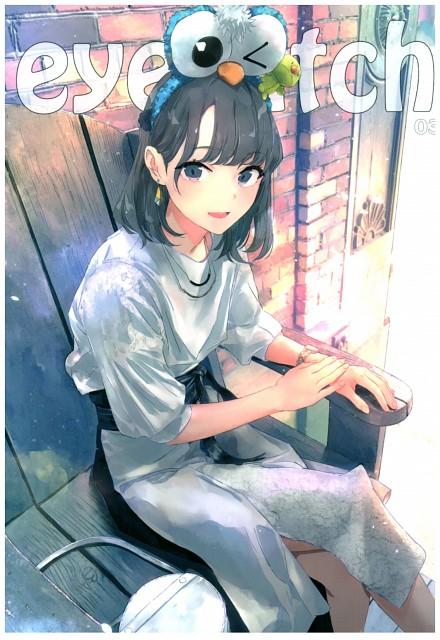 Ponkan Eight, My Teen Romantic Comedy SNAFU, Eyecatch.03, Haruno Yukinoshita, Comic Market 92