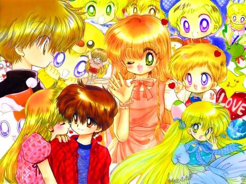 Mika Kawamura, J.C. Staff, Daa Daa Daa!, Miyu Kozuki, Ruu Wallpaper