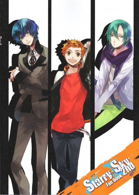 Kazuaki, Starry Sky Fan Book 2nd ~Autumn & Winter~, Starry Sky, Naoshi Haruki, Iku Mizushima