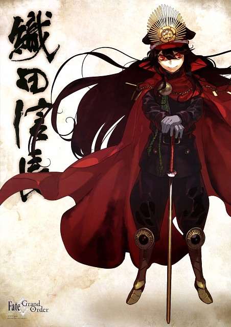 Nobunaga Oda (Fate/Grand Order)