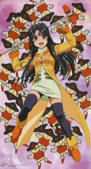 Kousuke Fujishima, Anime International Company, Ah! Megami-sama, Banpei, Skuld