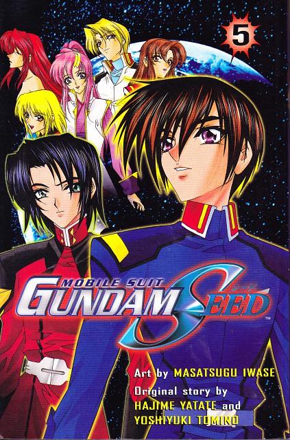 Hisashi Hirai, Sunrise (Studio), Mobile Suit Gundam SEED, Lacus Clyne, Athrun Zala