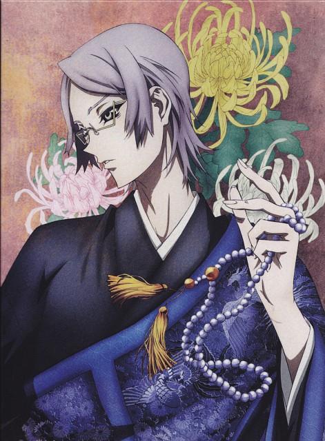 Ryu Fujisaki, Daume, Corpse Demon, Seishin Muroi, DVD Cover