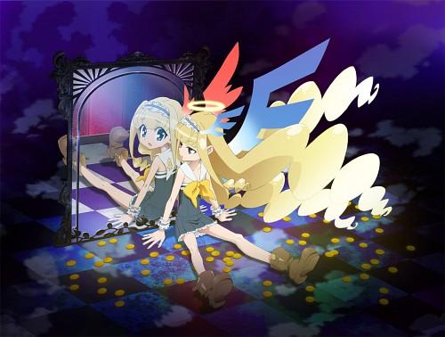 Aniplex, Genei wo Kakeru Taiyou, Ginka Shirokane, Official Wallpaper