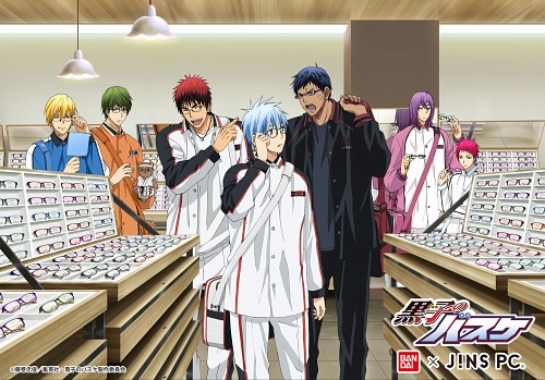 Tadatoshi Fujimaki, Production I.G, Kuroko no Basket, Taiga Kagami, Atsushi Murasakibara