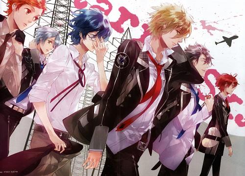 Kazuaki, Starry Sky, Homare Kanakubo, Yoh Tomoe, Kazuki Shiranui
