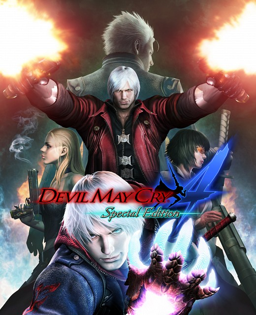 Madhouse, Capcom, Devil May Cry, Vergil, Dante