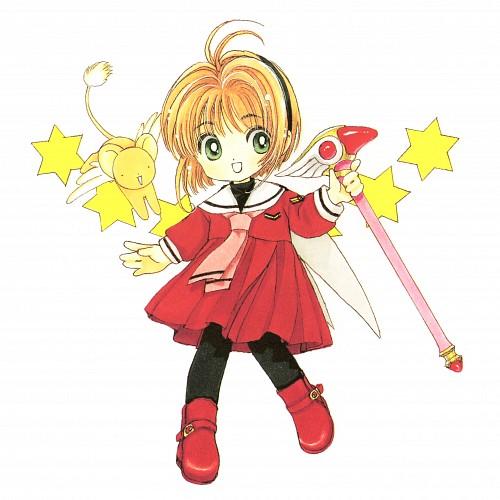 CLAMP, Cardcaptor Sakura, Cardcaptor Sakura Illustrations Collection 3, Keroberos, Sakura Kinomoto