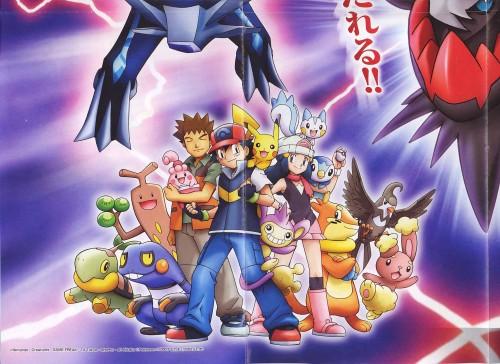 OLM Digital Inc, Nintendo, Pokémon, Ash Ketchum, Turtwig