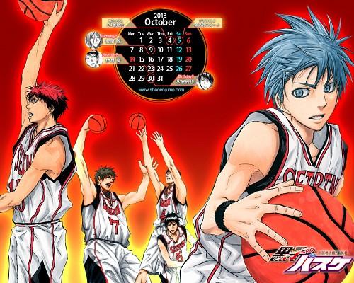 Tadatoshi Fujimaki, Production I.G, Kuroko no Basket, Teppei Kiyoshi, Shun Izuki