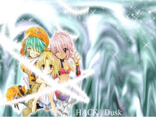Rei Izumi, Yoshiyuki Sadamoto, Bee Train, .hack//Legend of the Twilight, Zefie Wallpaper
