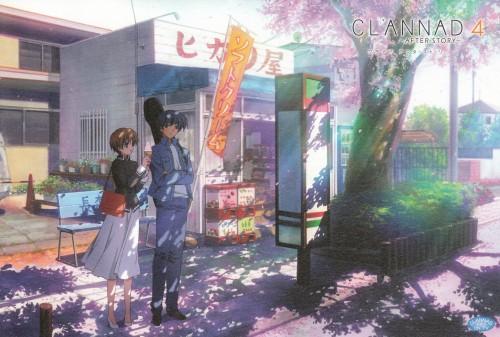 Clannad, Kouko Ibuki, Yusuke Yoshino, DVD Cover