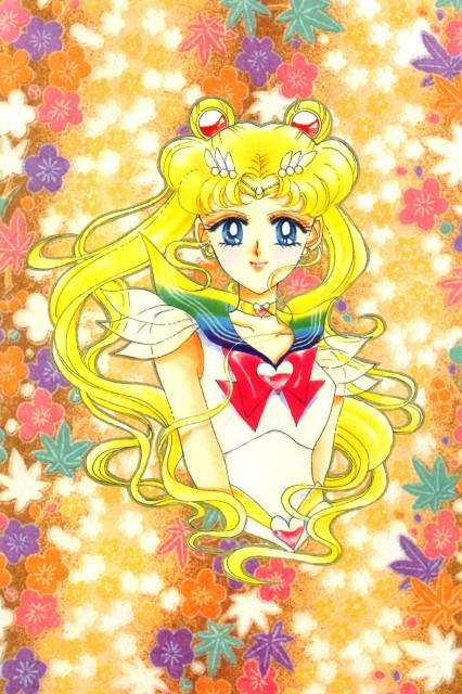 Naoko Takeuchi, Bishoujo Senshi Sailor Moon, BSSM Original Picture Collection Vol. IV, Super Sailor Moon