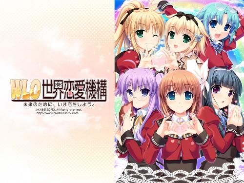 Akabei Soft2, W. L. O. Sekai Renai Kikou, Arisa Crain Femiluna, Yuriko Hayakawa, Aina Kusaka