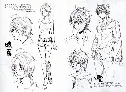 Suzuka Oda, Bee Train, Psychic Detective Yakumo, Yakumo Saitou, Haruka Ozawa