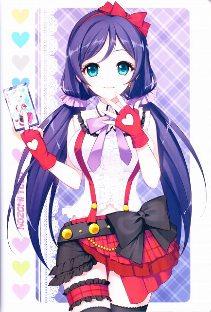 Dmyo, Mermaid Festa, Love Live! School Idol Project, Nozomi Tojo, Comic Market 84