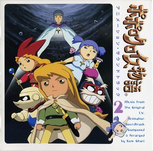PoPoLoCrois, White Knight (PoPoLoCrois), Hyuu, GamiGami Devil, Narcia