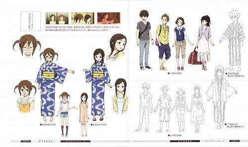 Kyoto Animation, Hyouka, Houtarou Oreki, Eru Chitanda, Satoshi Fukube