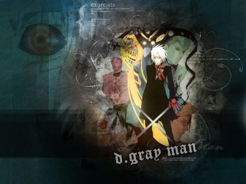Katsura Hoshino, TMS Entertainment, D Gray-Man, Allen Walker, Bak Chan Wallpaper