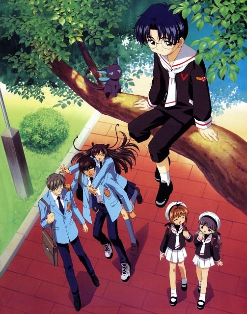 CLAMP, Madhouse, Cardcaptor Sakura, Cheerio! 3, Touya Kinomoto