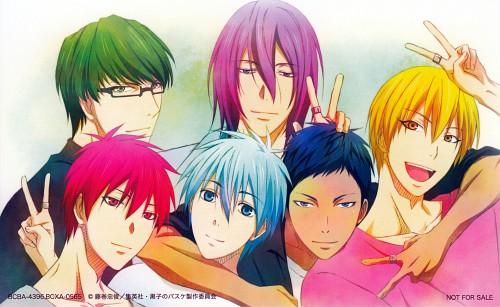 Tadatoshi Fujimaki, Production I.G, Kuroko no Basket, Seijuro Akashi, Ryouta Kise
