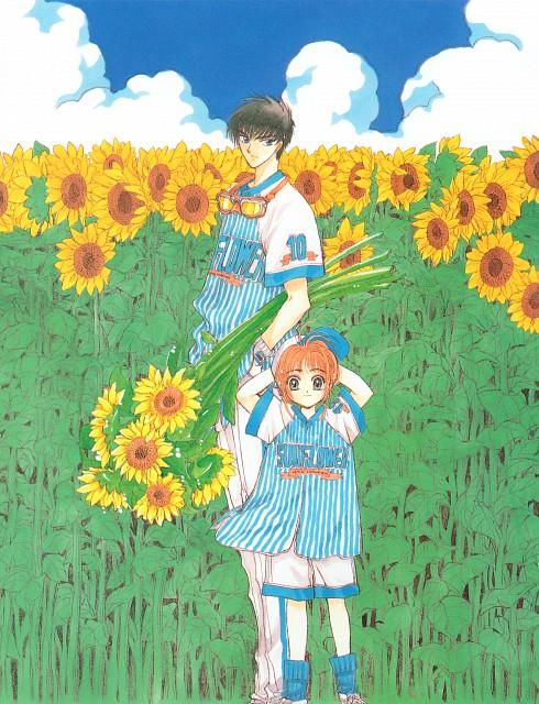 CLAMP, Madhouse, Cardcaptor Sakura, Cardcaptor Sakura Illustrations Collection 1, Touya Kinomoto