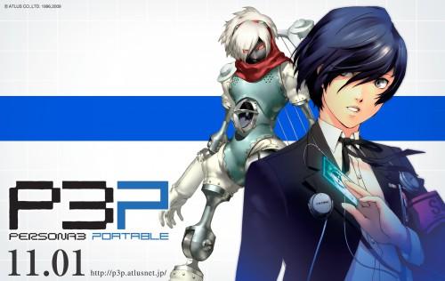 Shigenori Soejima, Shin Megami Tensei: Persona 3, Orpheus, Minato Arisato