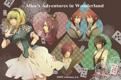 Yuu Senano, Tweedledee (Alice In Wonderland)