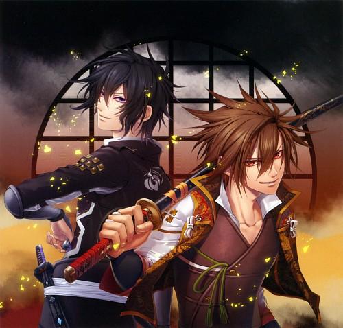 miko (Mangaka), Idea Factory, Toki no Kizuna Official Fan Book, Toki no Kizuna, Kazuya (Toki no Kizuna)